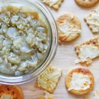 Caramelized Onion Eggplant Dip Recipe