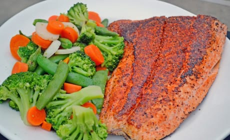 3-Ingredient Blackened Salmon Pic