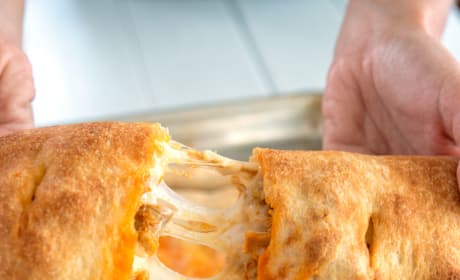 Buffalo Chicken Calzones Picture