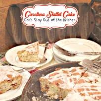 Carolina Skillet Cake