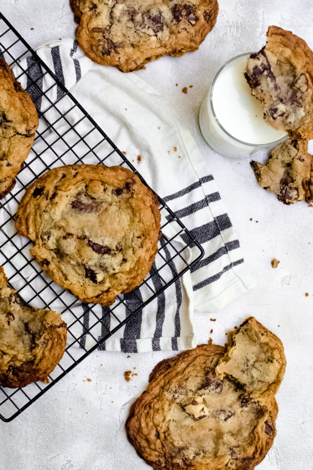 Bouchon Bakery Chocolate Chunk Cookies Image