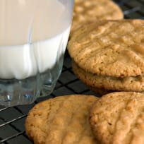 Maple Peanut Butter Cookies Recipe