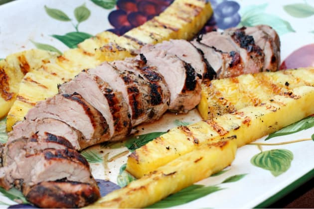Grilled Pork Loin Pic