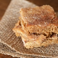 Snickerdoodle Bar Recipe