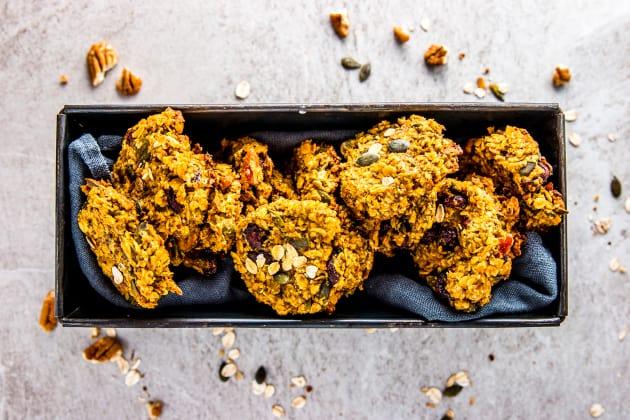 Pumpkin Breakfast Cookies Photo