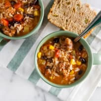 Southwest Chorizo Soup Recipe