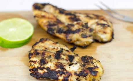Margarita Grilled Chicken Image