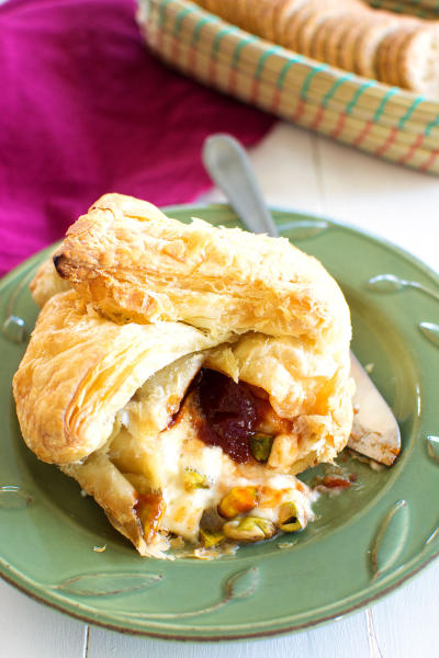 Baked Brie with Guava Image