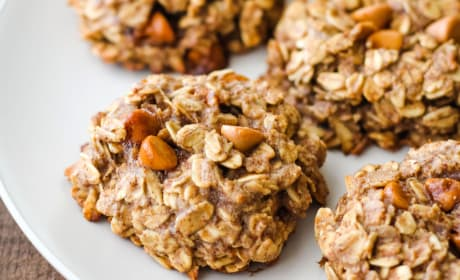 Butterscotch Banana Oatmeal Cookies Photo