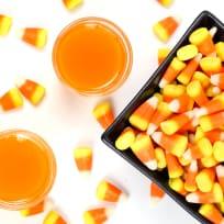 Candy Corn Vodka Recipe
