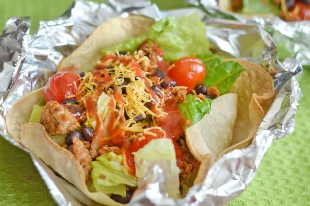 Gluten Free Taco Salad Image