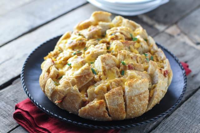 Jalapeño Popper Bread Recipe
