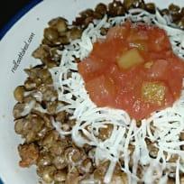 Instant Pot Spiced Lentils