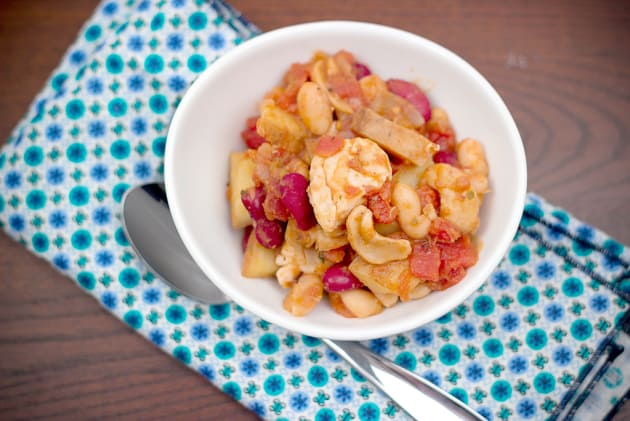 Chicken Cashew Chili Photo