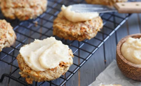 Paleo Carrot Cake Cookies Recipe