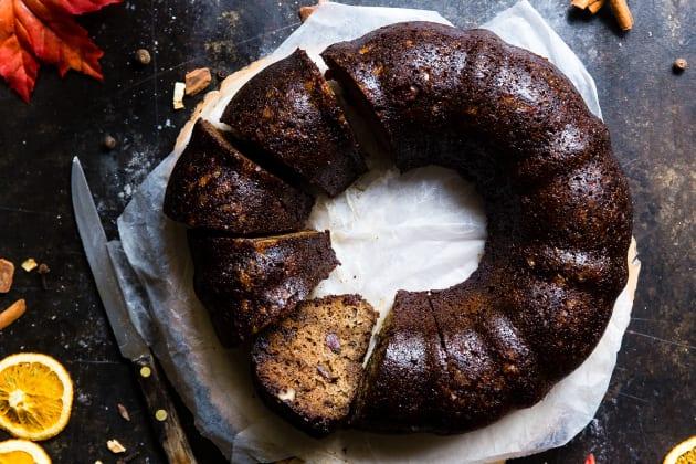 Mulled Wine Cake Photo