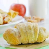 Caramel Apple Croissants Recipe