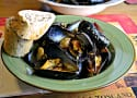Steamed Mussels in Tomato Broth: A Jersey Shore Specialty