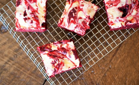 Red Velvet Cheesecake Brownies Photo