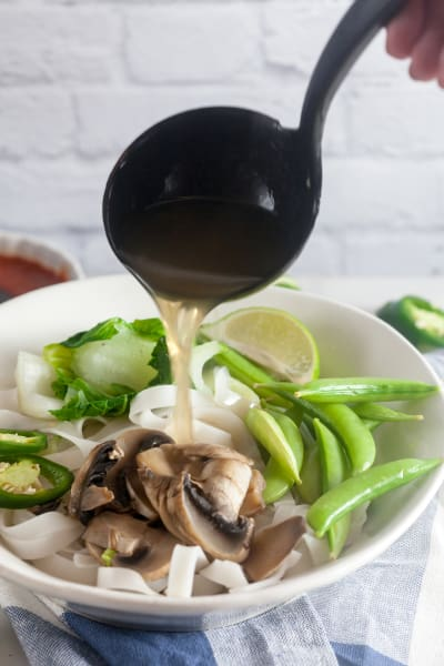 Vegetable Pho Image