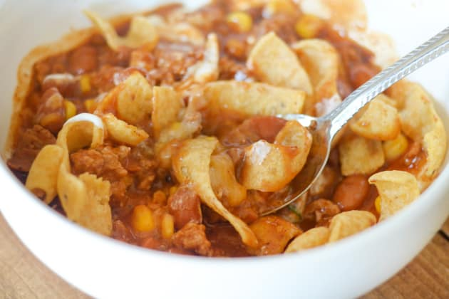 File 2 Gluten Free Turkey Chili with Corn