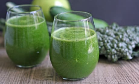 Green Juice Image