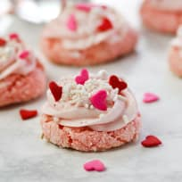 Strawberry Dream Cookies Recipe