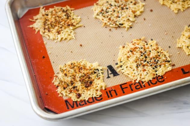 File 4 - Toaster Oven Parmesan Crisps