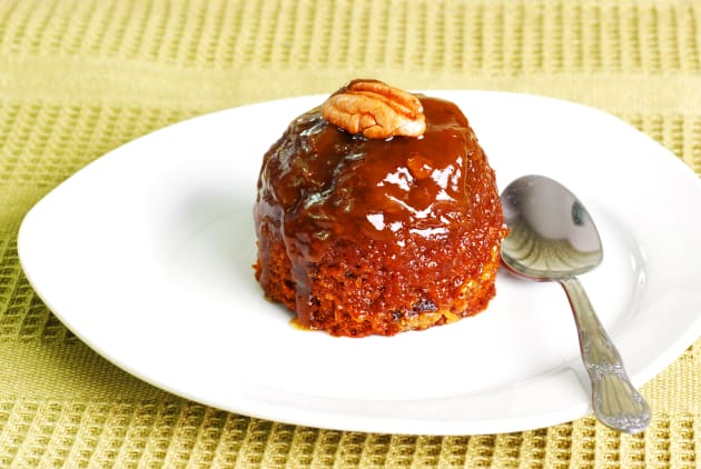 Sticky Toffee Pudding Image