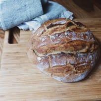Homemade Bread recipe. A little effort for a rewarding result.