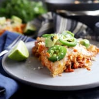 Short Rib Mexican Skillet Pie Recipe