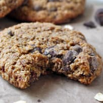 Gluten Free Oatmeal Chocolate Chip Cookies Recipe