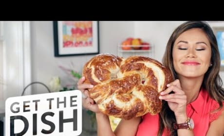 How to Make Your Own Giant Pretzel!