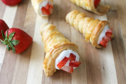 Strawberry Shortcake Horns