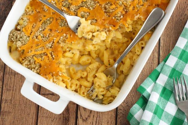 Gluten Free Mac and Cheese Photo