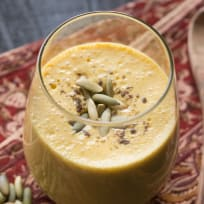 Pumpkin Lassi Recipe