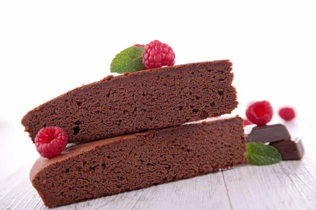 Chocolate Sponge Pudding Image