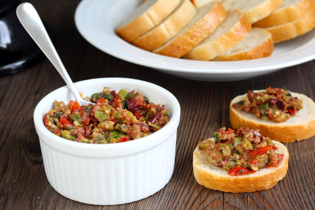 Mixed Olive Tapenade Image