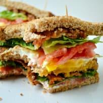Breakfast BLT Sandwich Recipe