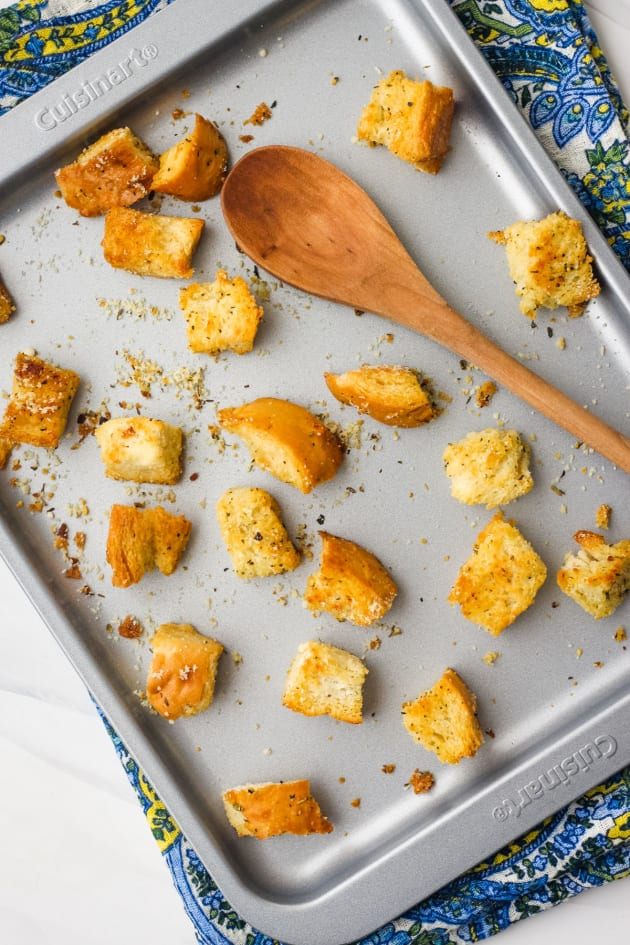 File 2 - Toaster Oven Baked Croutons