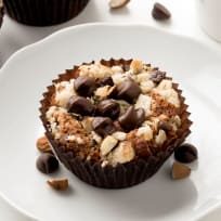 Gluten Free Chocolate Almond Muffins Recipe