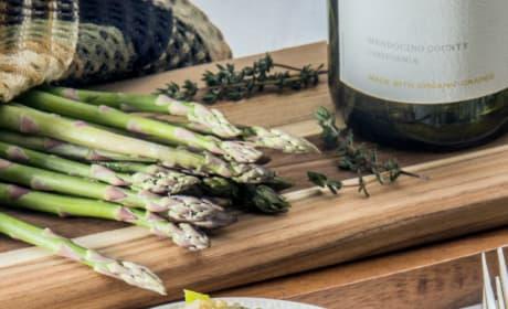 Quinoa Risotto with Asparagus Picture