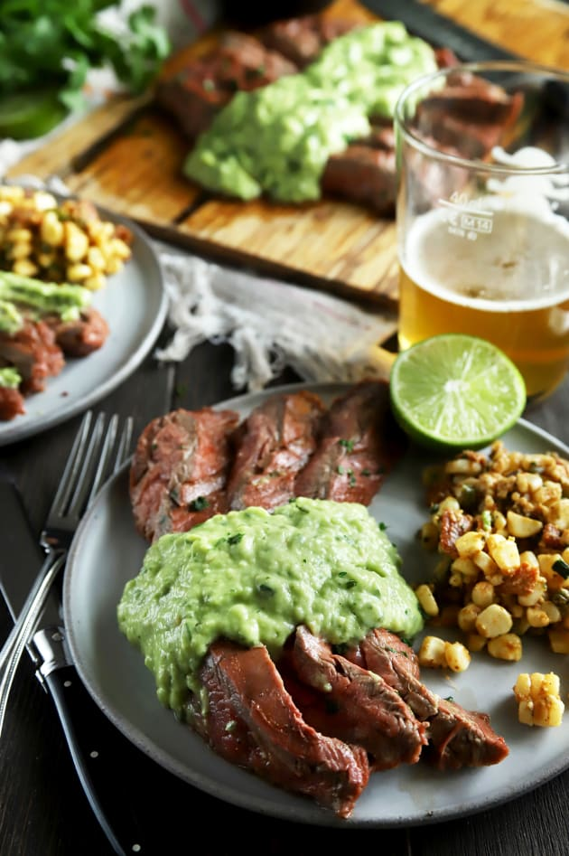 File 1 - Chipotle Flank Steak with Avocado Salsa