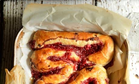 Icky Intestines Bread Pic