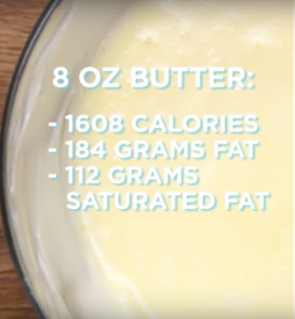 8 oz Butter