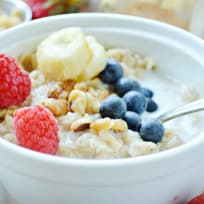 Perfect Stovetop Oatmeal Recipe