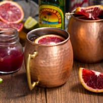 Blood Orange Mule Recipe