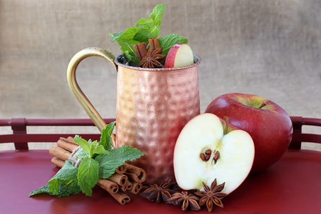 Apple Cider Mojito Photo
