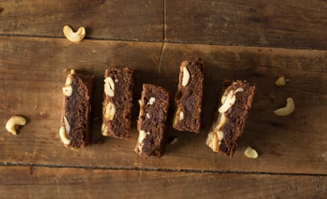 Brown Butter Brownies with Chai Recipe