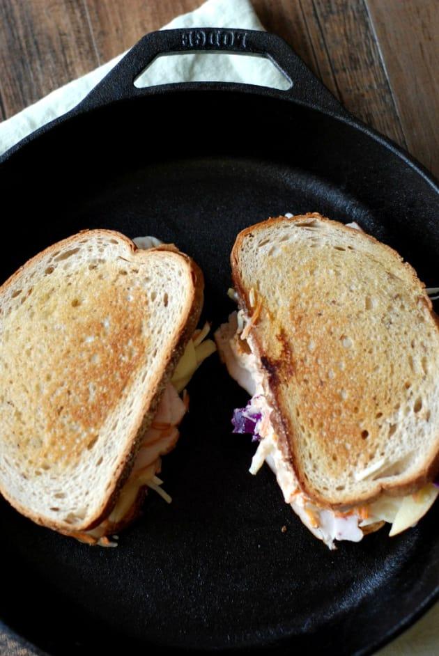 The Rachel Sandwich Pic